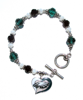 Philadelphia Eagles Bracelet