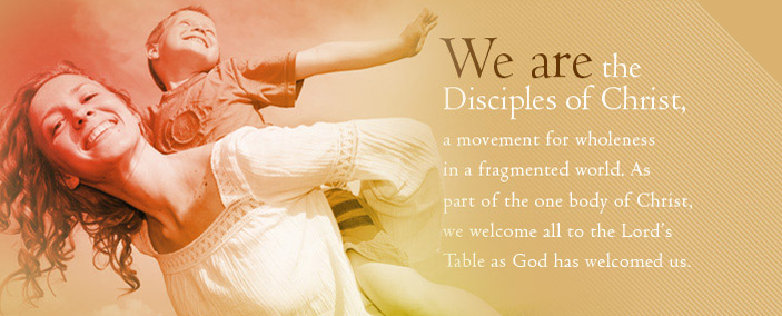 We are a movement for wholeness in a fragmented world